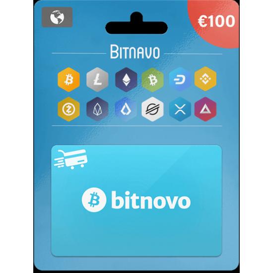 Bitnovo Voucher 100 EUR