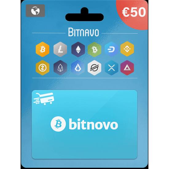 Bitnovo Voucher 50 EUR