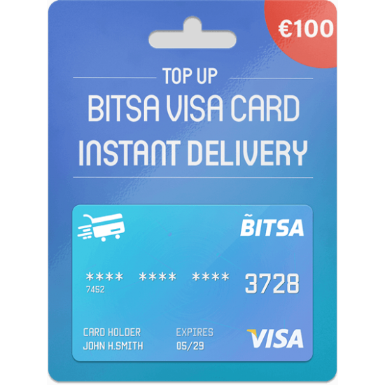 BITSA Voucher 100 EUR