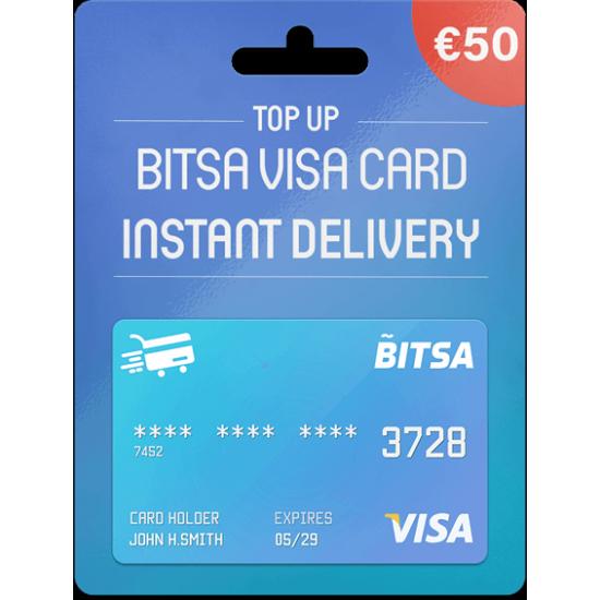 BITSA Voucher 50 EUR