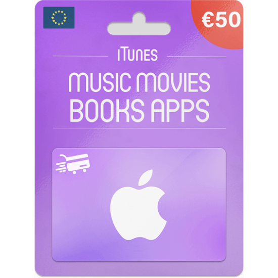 iTunes Gift Card 50 EUR